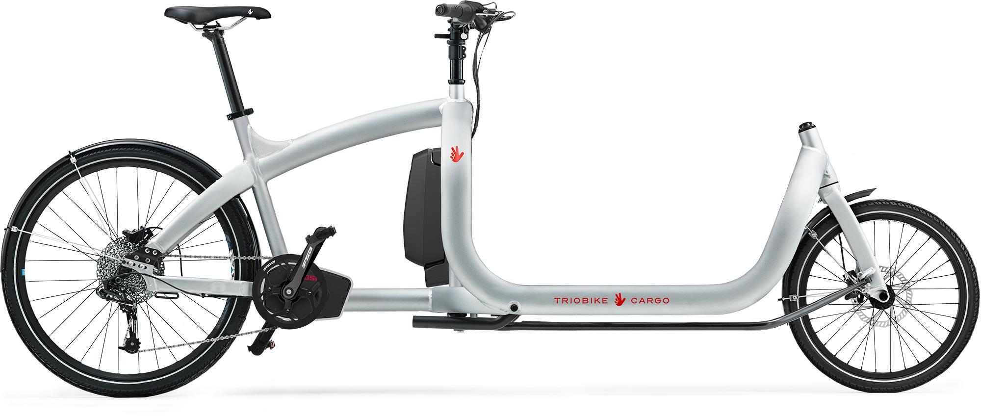 Triobike Cargo E - Cargo e-Bike 2019