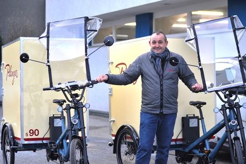 Lastenvelos in der e-motion e-Bike Welt Dietikon