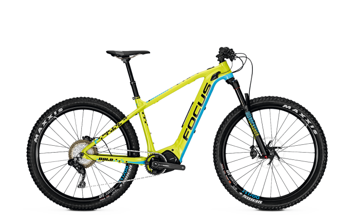 Focus Bold² PLUS PRO e-Mountainbike 2018