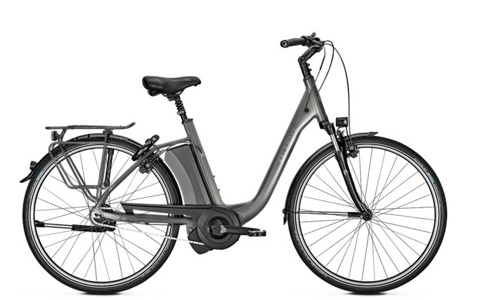 Kalkhoff Agattu ES I8 City e-Bike 2018