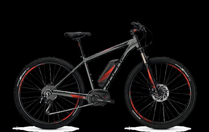 Focus Jarifa² Ex Pro e-Mountainbike 2018