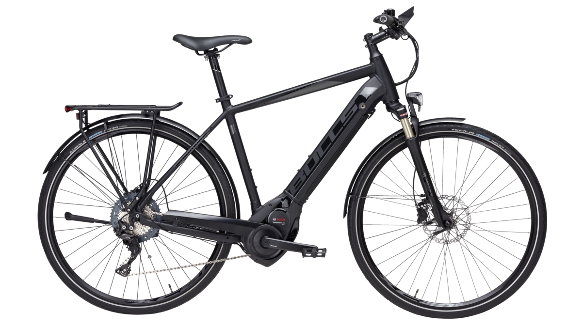 Bulls Cross Lite Evo Trekking e-Bike 2019