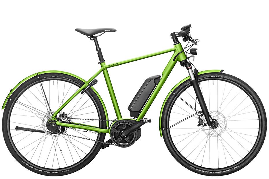 Riese & Müller Roadster urban - electric green metallic