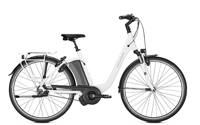 Kalkhoff Agattu Excite I8 City e-Bike 2018