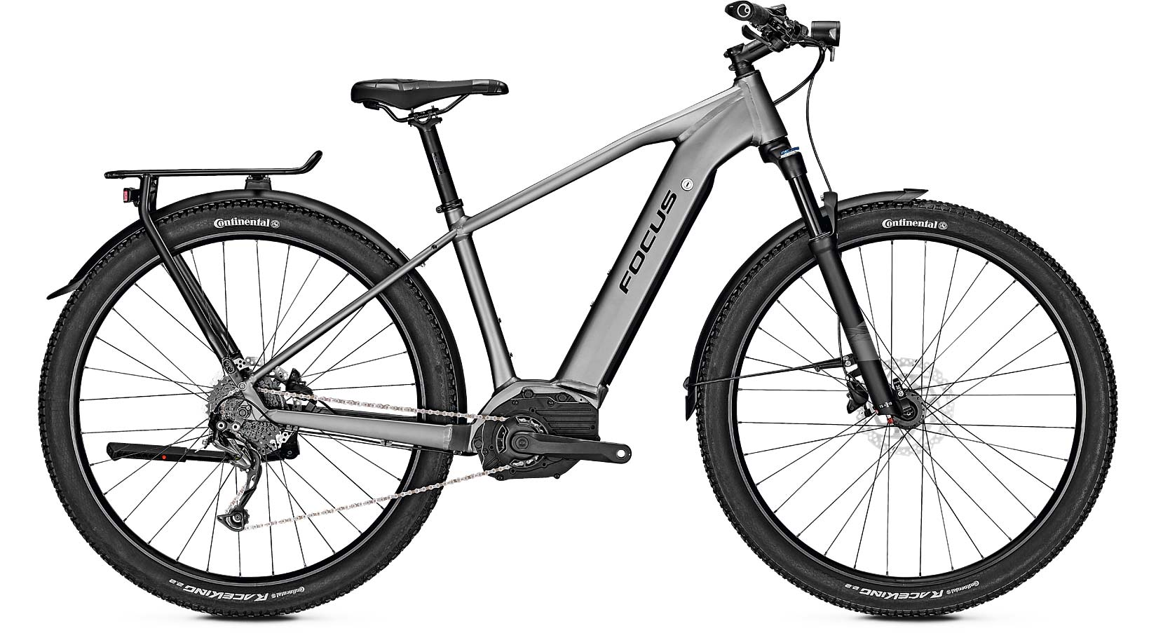 Focus Aventura² Elite Trekking e-Bike 2018