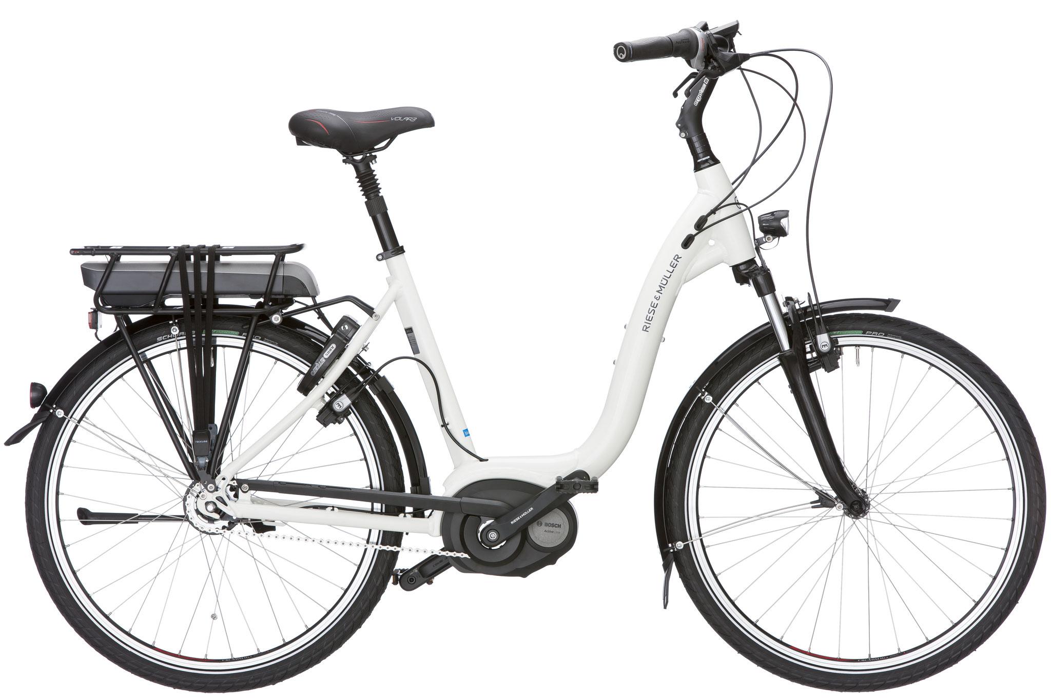 e-Bike Tiefeinsteiger Riese & Müller Swing