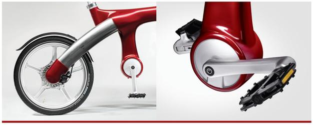 Mando Footloose G2 - ein e-Bike ohne Kette