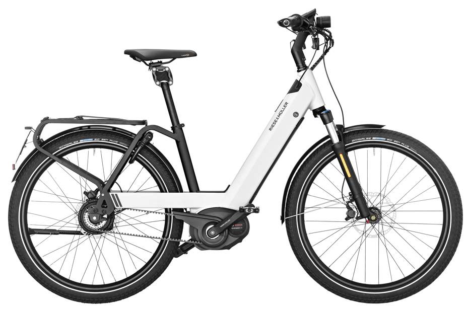 Riese & Müller Nevo GT Vario HS 2019 - pure white