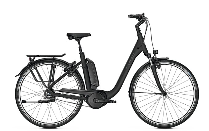Kalkhoff Agattu Excite B8 City e-Bike 2018