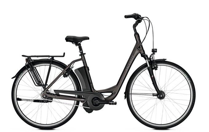 Kalkhoff Jubilee Advance I7 City e-Bikes 2018