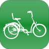 Elektrodreiräder / Dreiräder für Erwachsene
