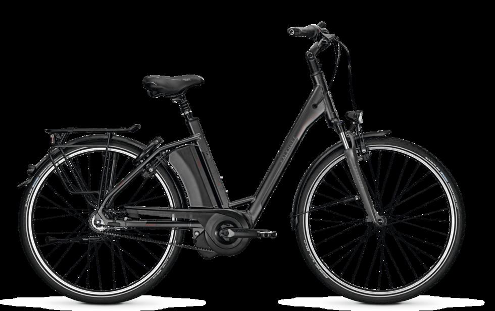 Kalkhoff Select Premium Impulse 8 2017 Tiefeinsteiger schwarz