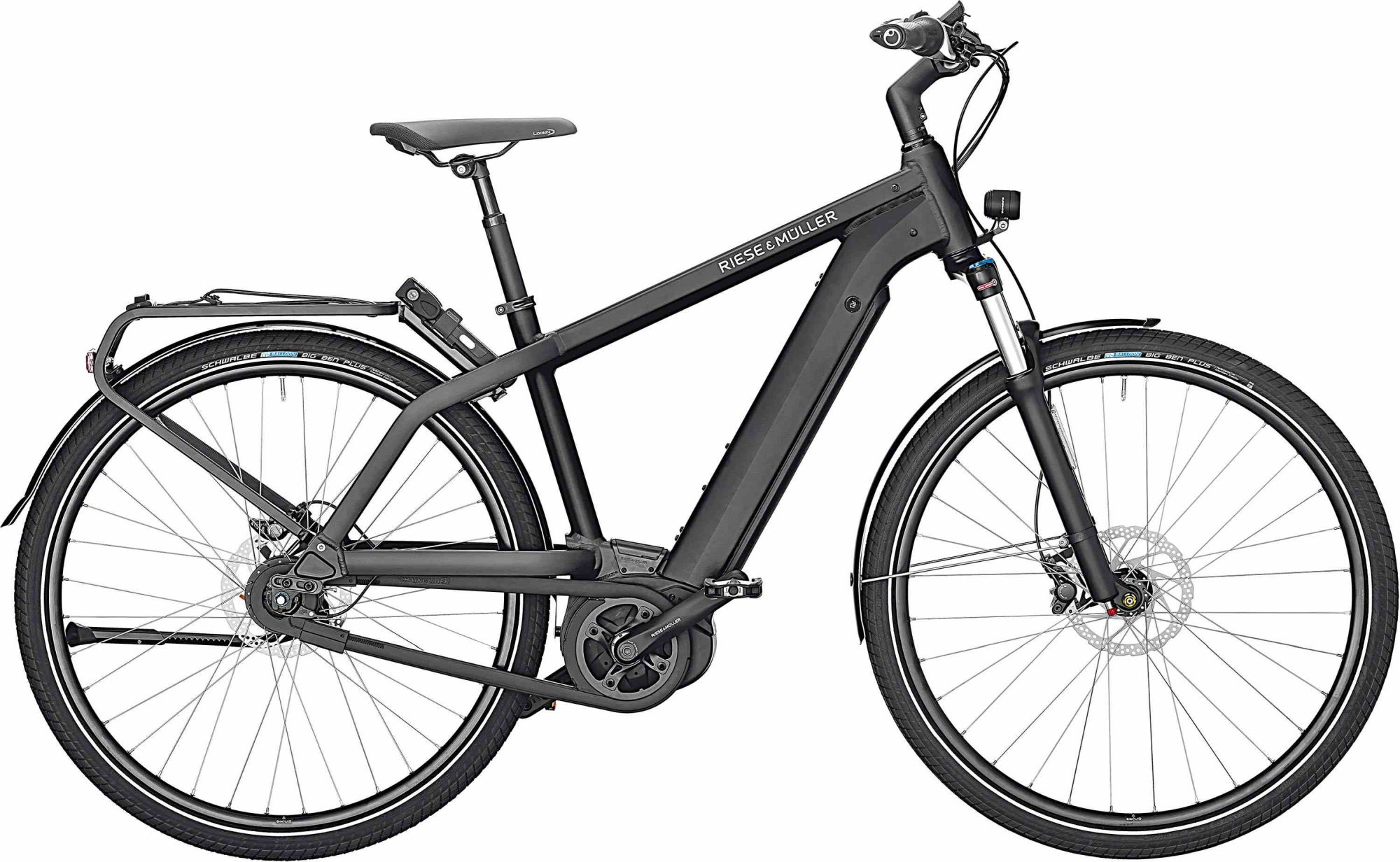 Riese & Müller Charger GT vario HS 2019