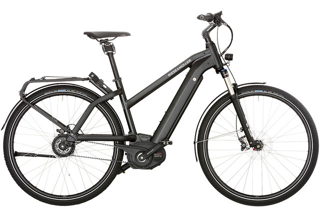 Riese & Müller Charger Mixte vario 2020
