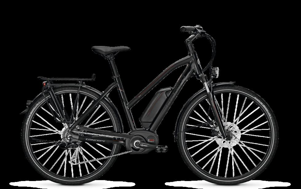 Kalkhoff Trekking e-Bike Pro Connect Bosch 9 2017 Trapezrahmen