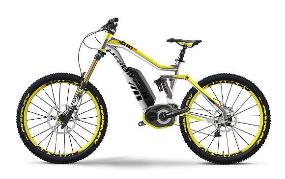 Haibike Xduro Nduro Pro Enduro e-Mountainbike