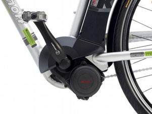 Impulse Antriebsystem von Derby Cycle