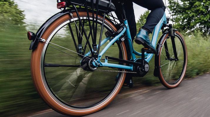 e-Bike einstellen Ergonomie