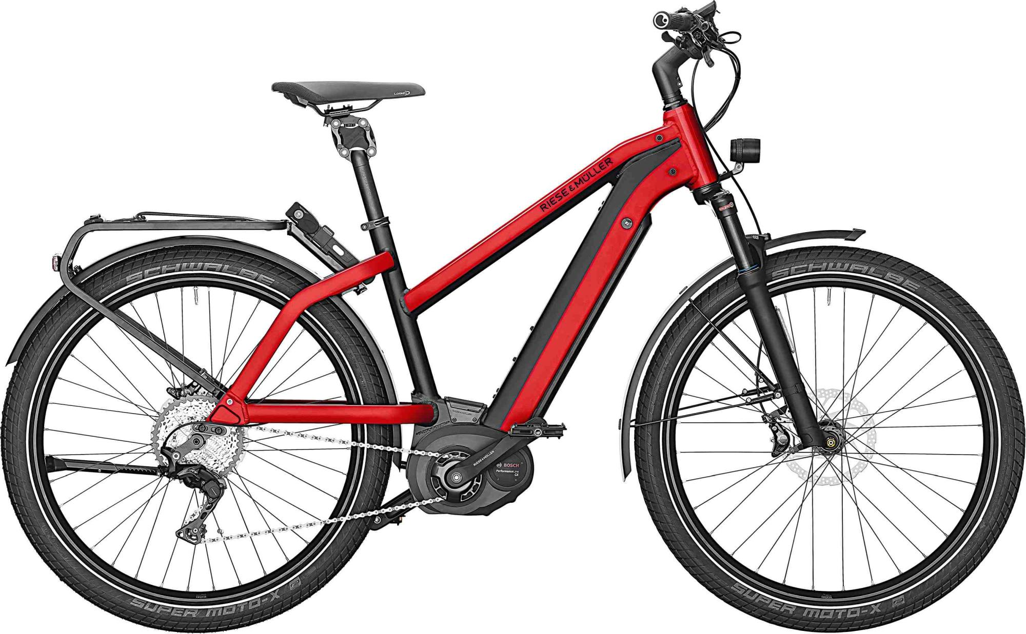 Riese & Müller Charger Mixte vario HS 2019