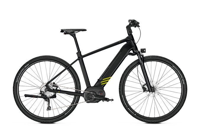 Kalkhoff Entice Move B9 Cross e-Bikes 2018