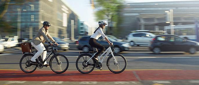 Stoeckli e-Bikes 2015