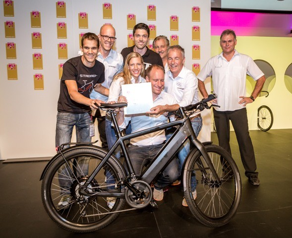 Stromer ST2 Gold Award