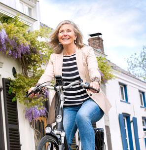 Gelenkschmerzen durch e-Bike oder Radfahrten