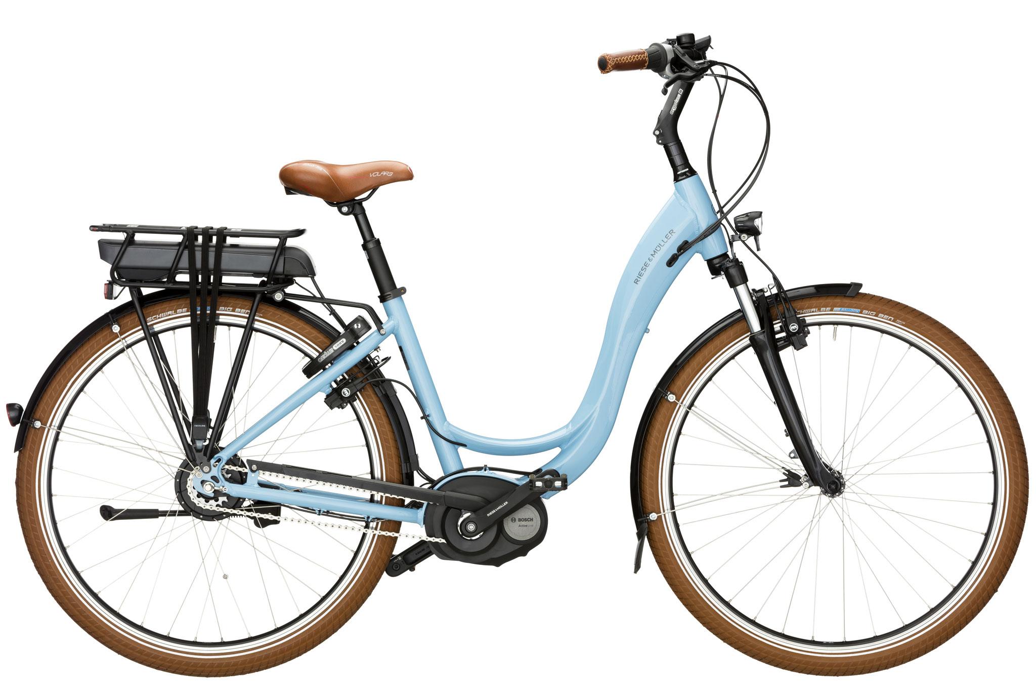 e-Bike Komfortrahmen Riese & Müller Swing