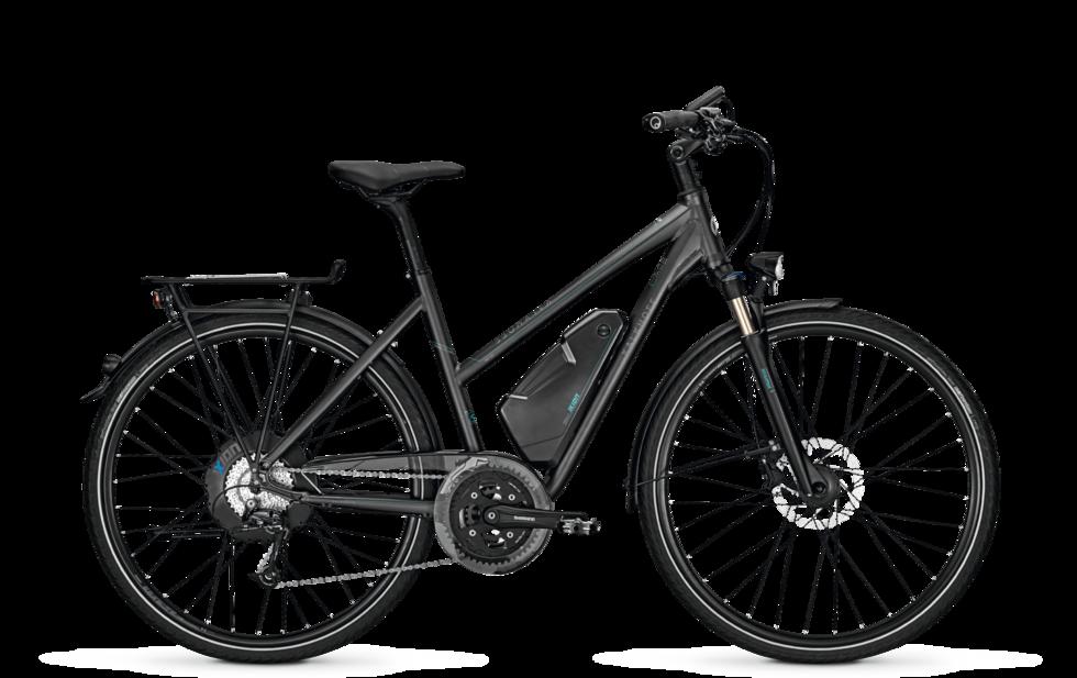 Kalkhoff Trekking e-Bike Pro Connect X27 2017 Trapezrahmen