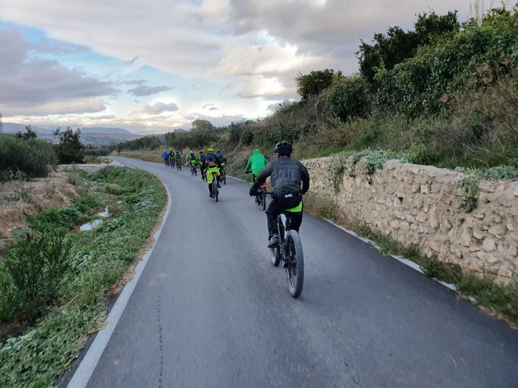 Schöne Landschaften, wenig Verkehr – so machen e-Bike Touren Spass