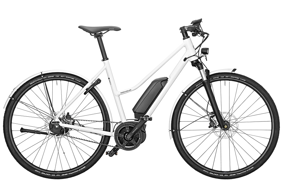 Riese & Müller Roadster Mixte urban - white