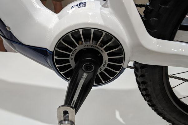 Der Hersteller Haibike setzt zukünftig auf den TQ e-Bike Motor