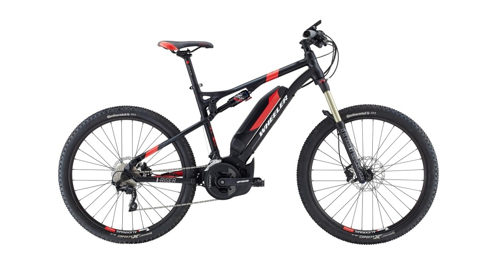 Wheeler e-Bikes 2016