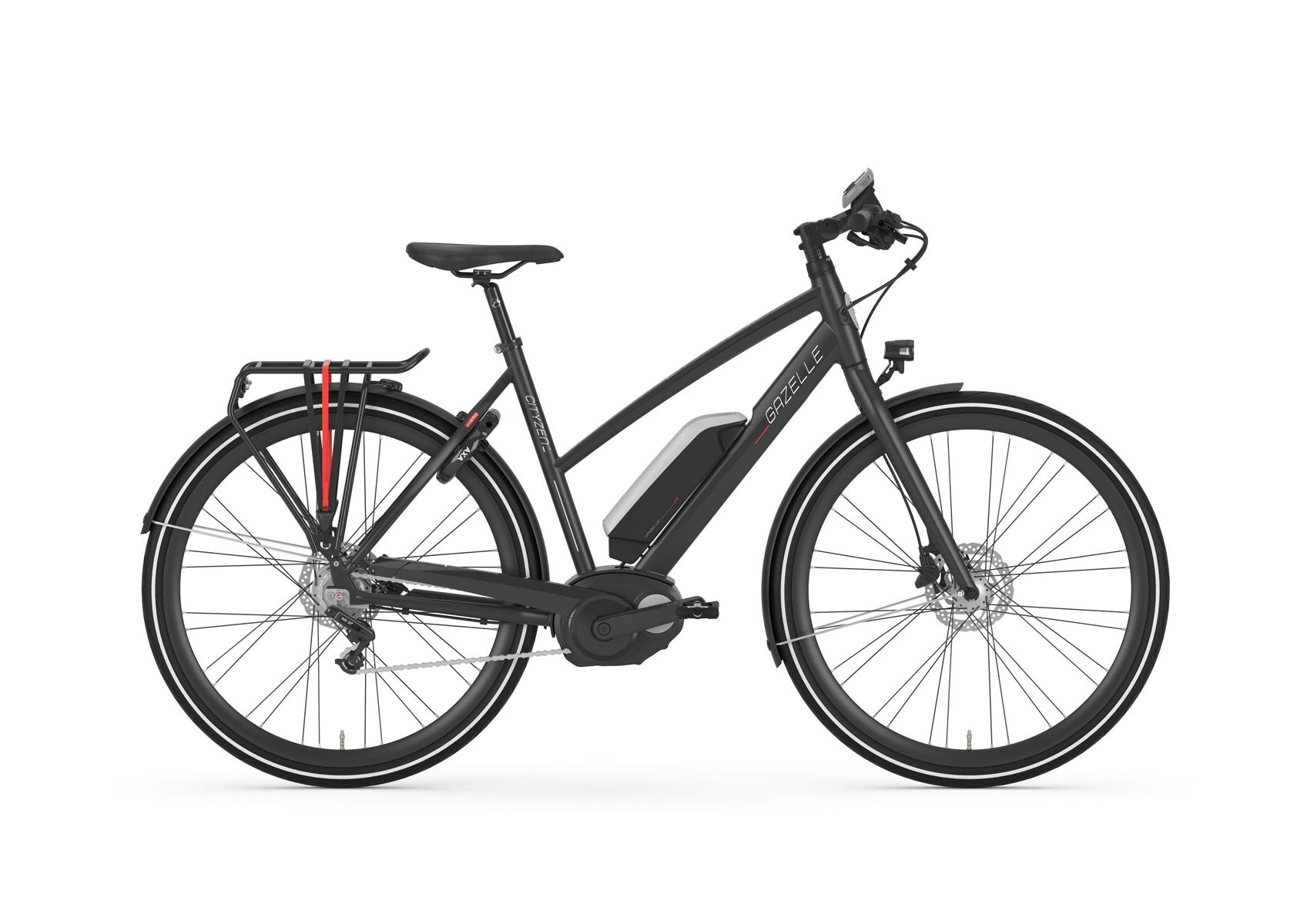 e-Bike Trapezrahmen Gazelle CityZen