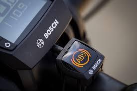 Antiblockiersystem von Bosch