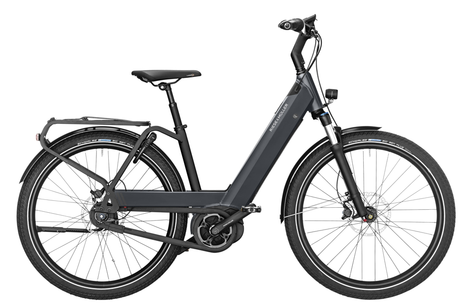 Riese & Müller Nevo GT City 2019 - lunar grey metallic