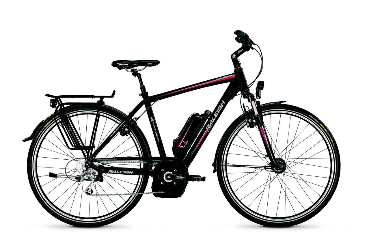 raleigh stoker e bikes mit bosch antrieb e motion e bikes. Black Bedroom Furniture Sets. Home Design Ideas