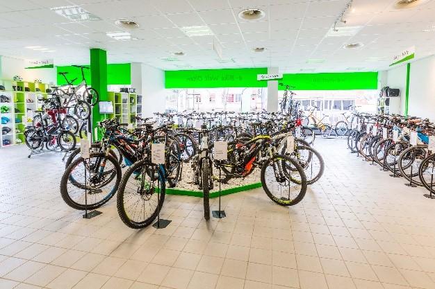 Komfort e-Bikes kaufen in Olten