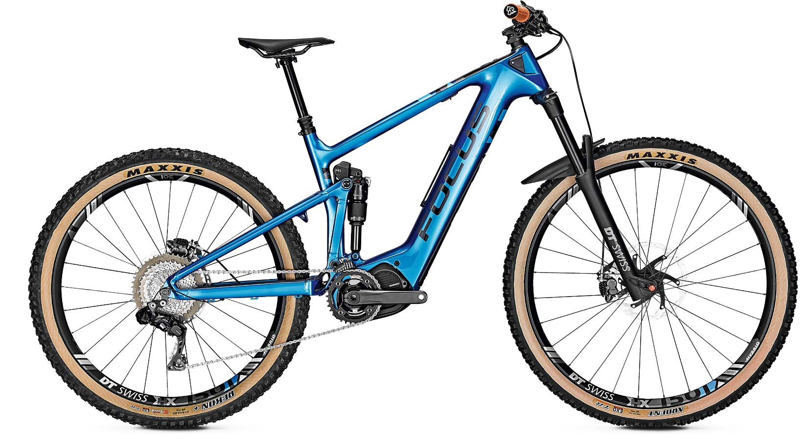 Focus Jam² PLUS PRO e-Mountainbike 2018