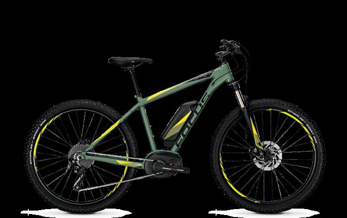 Focus Jarifa² Ex Pro Plus e-Mountainbike 2018