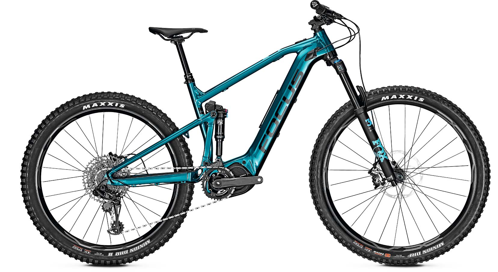 Focus Jam² C 29 e-Mountainbike 2018