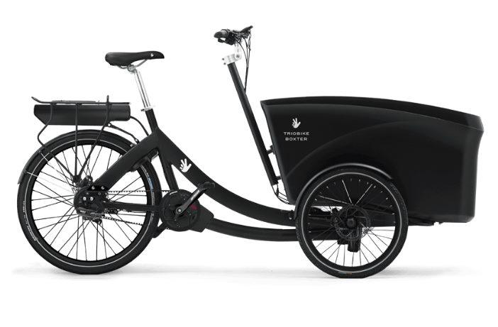 Triobike Boxter E enviolo Cargo e-Bike 2020