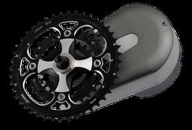 TranzX e-Bike und Pedelec Motor / Antrieb