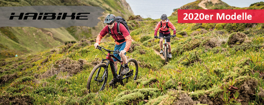 Haibike 2019 - SDURO & XDURO e-Bikes