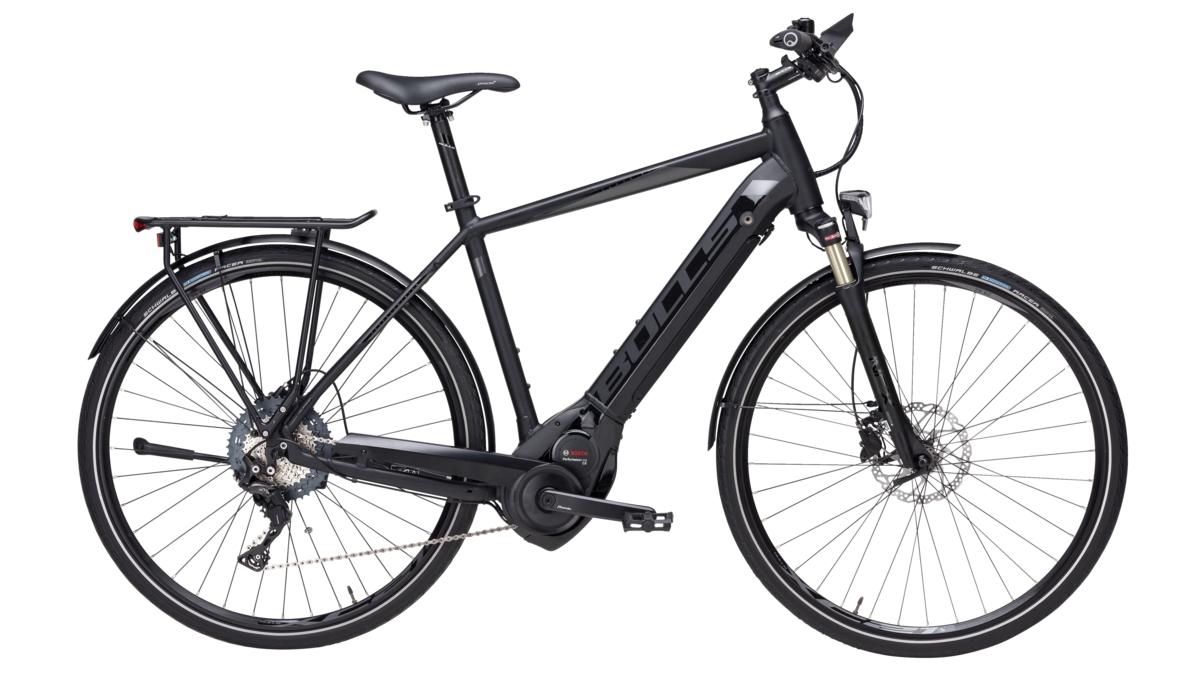 Das Bulls Cross Lite Evo Trekking e-Bike 2019