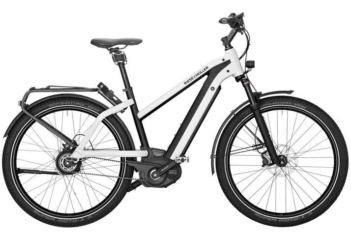 Riese & Müller Charger Mixte GT vario HS 2020