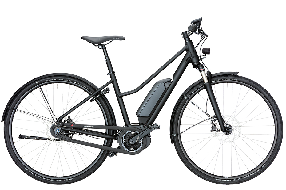 Riese & Müller Roadster Mixte City - black matt