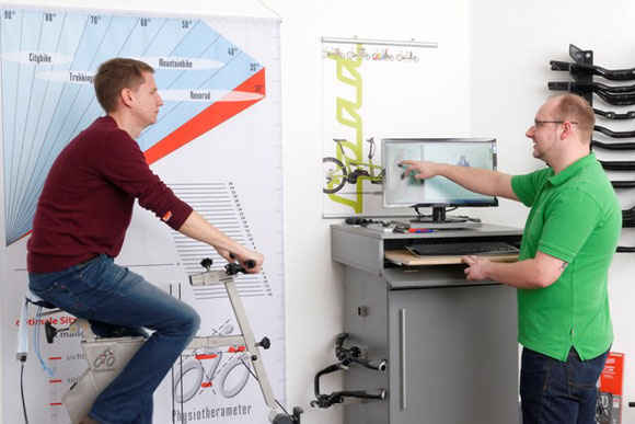 e-Bike Vorteile durch ergonomische Beratung