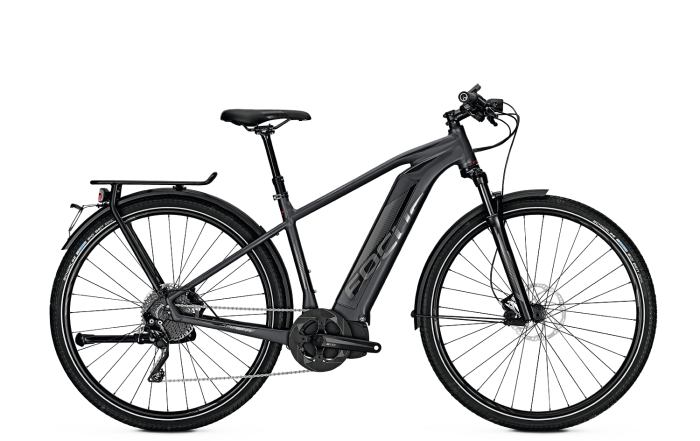 Focus Jarifa iStreet Speed Trekking e-Bike/Speed Pedelec 2018