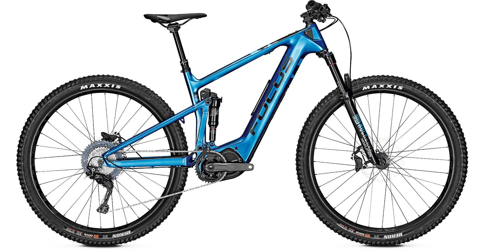 Focus Jam² C PLUS e-Mountainbike 2018